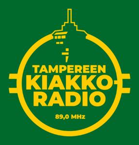 kiakkoradio logo yellow www